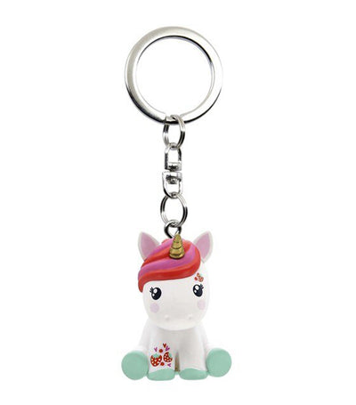 Unicorn Keychain Bella