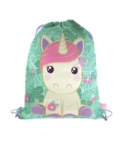 candy cloud dasha drawstring bag