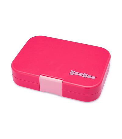 yumbox lotus pink original bento lunch box