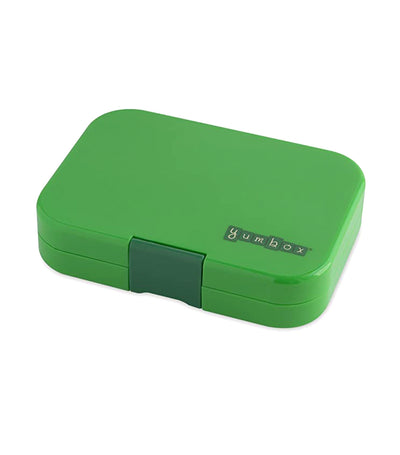 yumbox terra green original bento lunch box