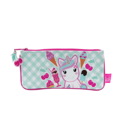 candy cloud bubblegum pencil case