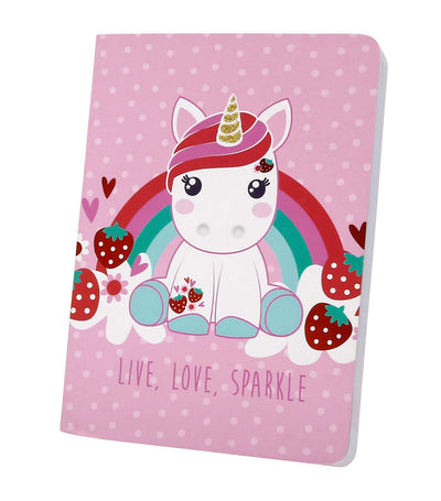 candy cloud bella small notebook