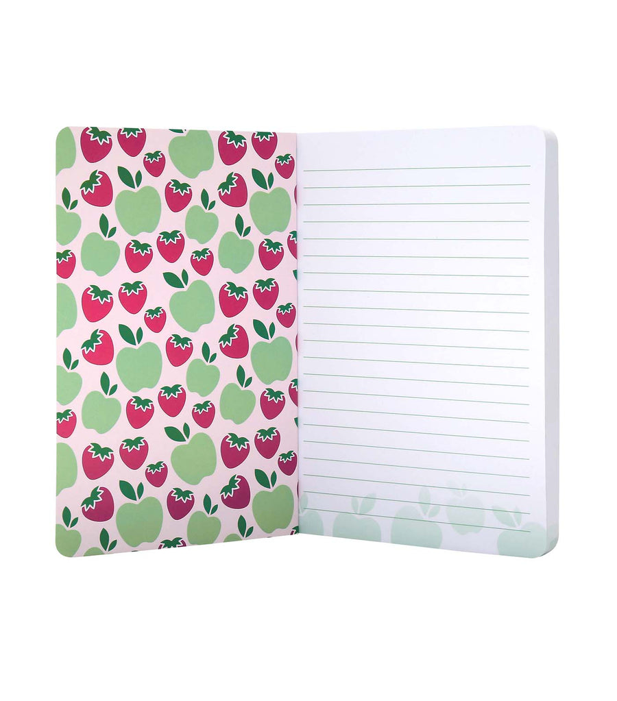 candy cloud jazzy small notebook