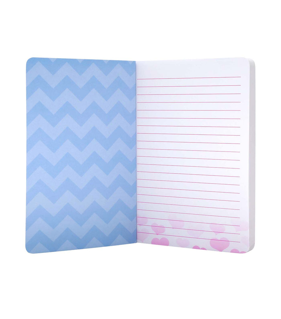 candy cloud candy small notebook