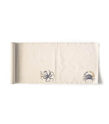MY DRAP Ocean Collection Formal Food Table Napkins