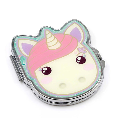 candy cloud dasha metal compact mirror