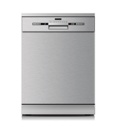 Maximus Free Standing Dishwasher - Stainless Steel