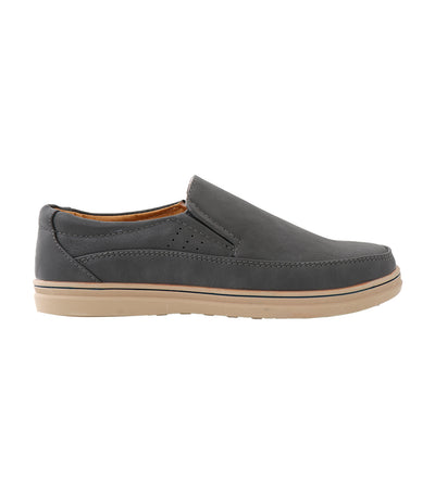 rustan jr. gray conrad boat shoes