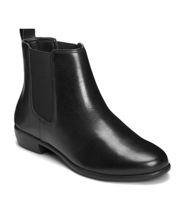Step Dance Boots Black