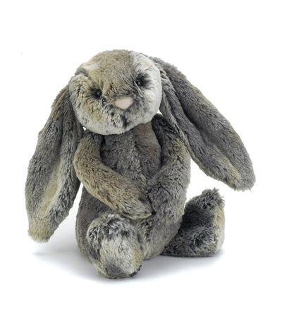 jellycat cottontail bashful bunny 12""