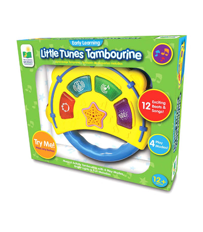 the learning early learning -  little tunes tambourine