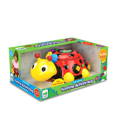 the learning journey early learning - funtime activity ladybug