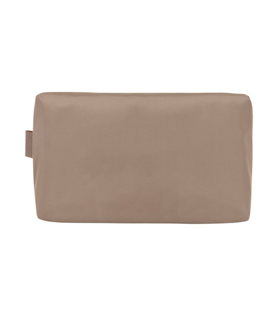 Le Pliage Club Pouch Brown