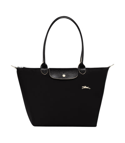 Le Pliage Club Shoulder Bag L Black