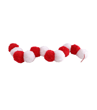 Rustan's The Christmas Shop Pompom Garland