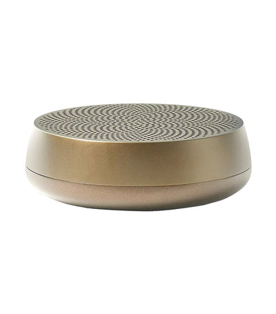 Mino L Bluetooth Speaker Soft Gold