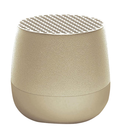 Mino Original Bluetooth Speaker Light Gold