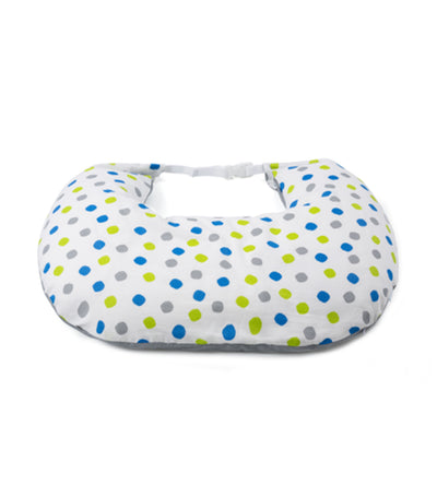 nuvita feedfriend pillow white big dot