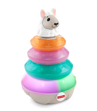 fisher-price linkimals lights and colors llama