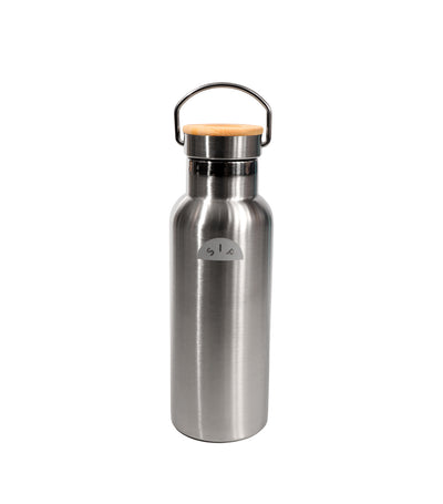 SIP Rocket Insulated Tumbler - Silver
