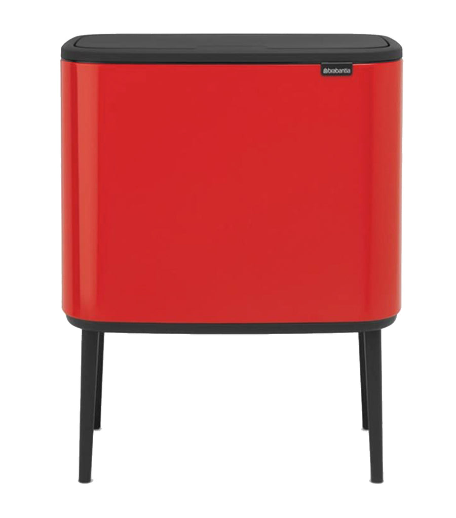 Bo Touch Bin 36L - Passion Red