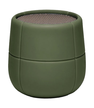 Mino X Water-Resistant Bluetooth Speaker Khaki