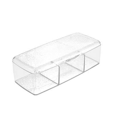MakeRoom Rain Vanity Box with Lid