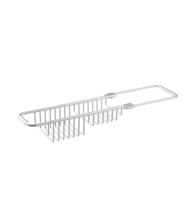 MakeRoom Metro Aluminum Over Sink Caddy