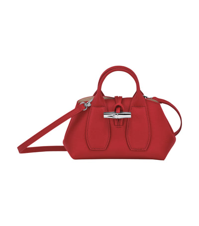 Roseau Top-Handle Bag S Red