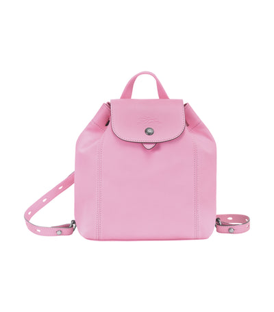 Le Pliage Cuir Backpack XS Pink