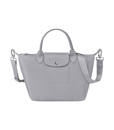 Le Pliage Néo Top-Handle Bag S Gray