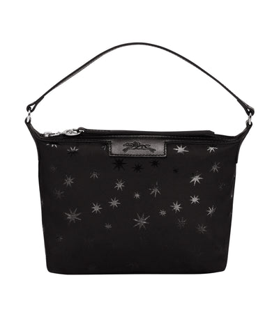 Le Pliage Etoiles Clutch Black