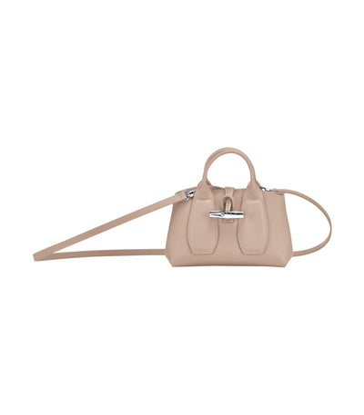 Roseau Top-Handle Bag S Sand