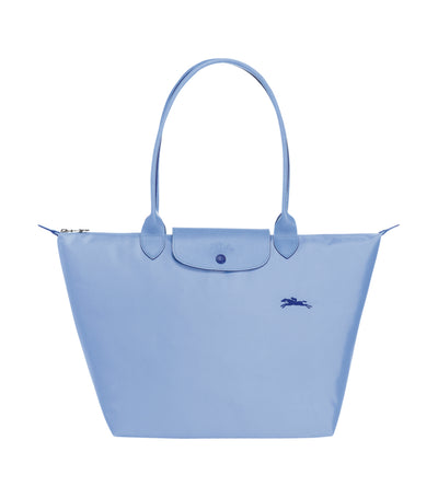 Le Pliage Club Shoulder Bag L Blue