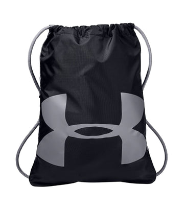 UA Ozsee Sackpack Black