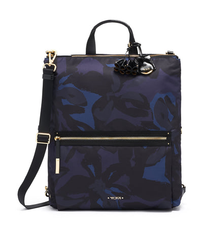 Jane Convertible Backpack Lily Indigo