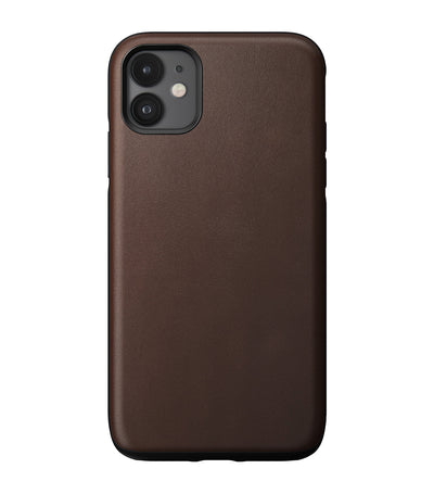 Rugged for iPhone 11 Rustic Brown