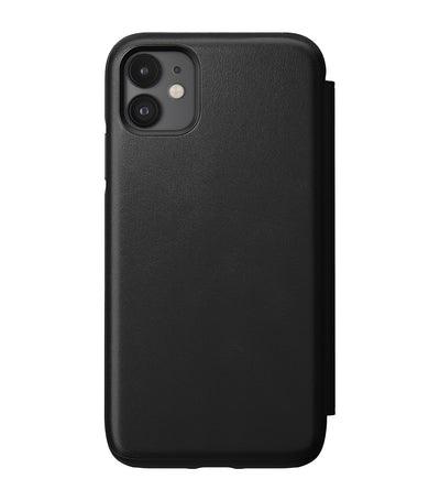 Rugged Folio for iPhone 11 Black