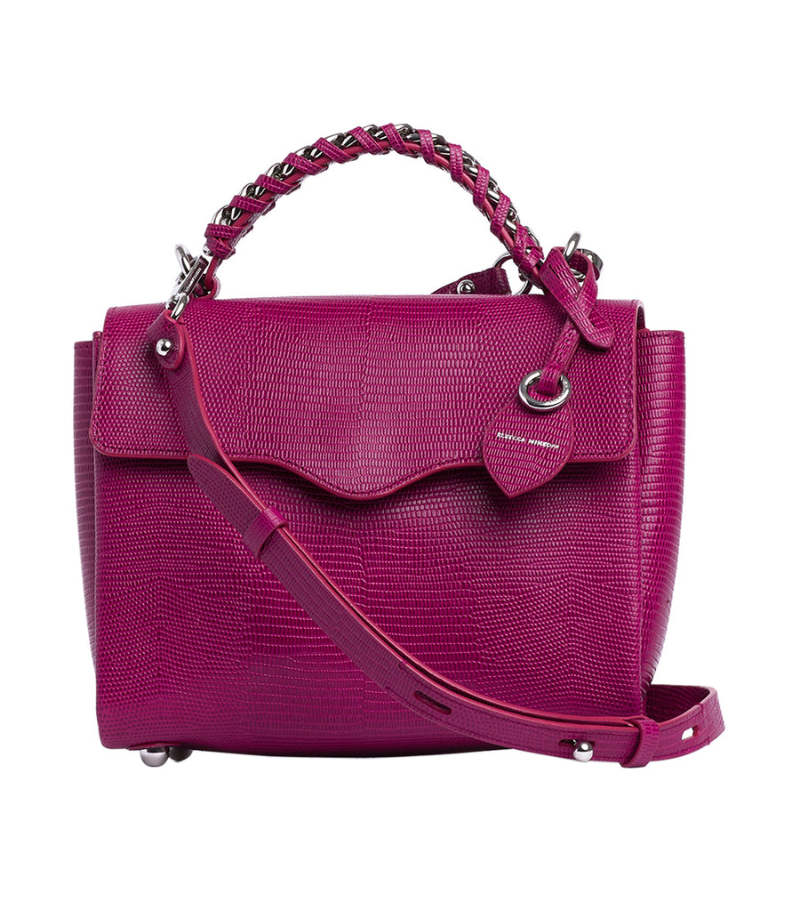 Chain Satchel Fig