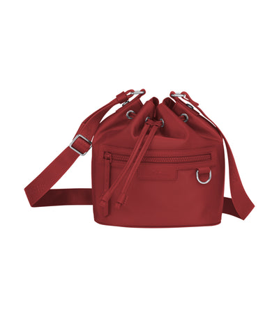 Le Pliage Néo Bucket Bag S Red