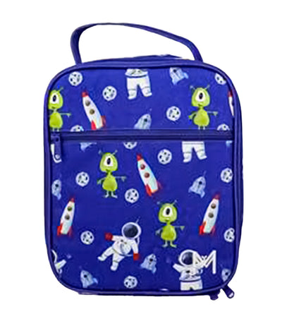 montiico insulated lunch bag - space