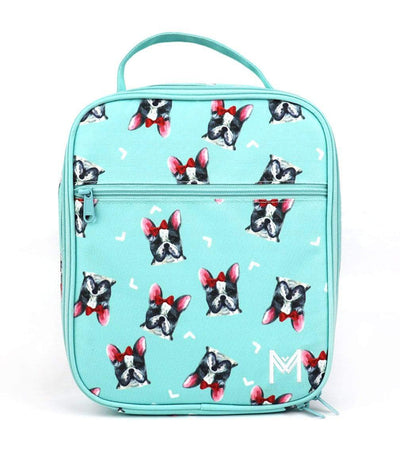 montiico insulated lunch bag - puppy dog