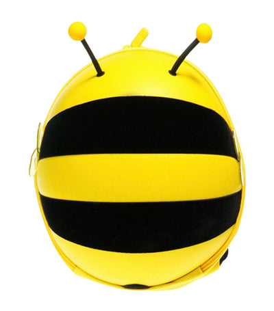 supercute yellow bumble bee backpack