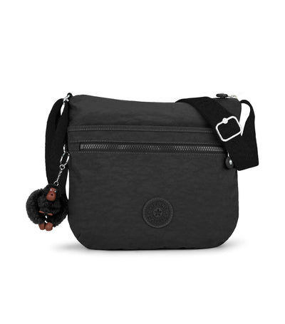 Arto True Black Crossbody