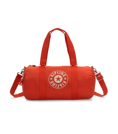 Onalo Funky Orange NC Duffle Bag