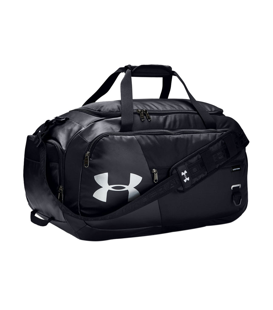 UA Undeniable 4.0 Medium Duffle Bag Black