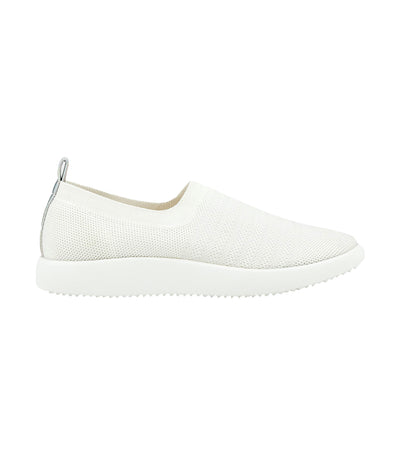 Great Neck Knit Slip On Sneakers White