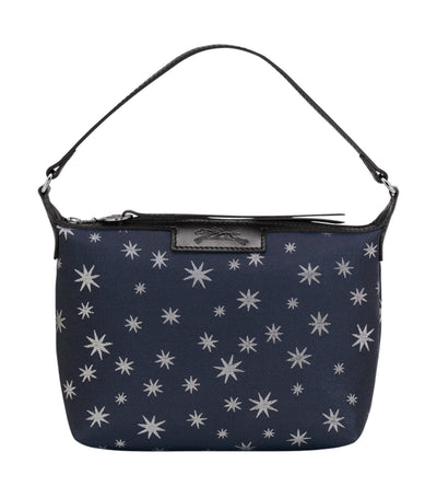 Le Pliage Etoiles Clutch Pilot Blue