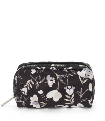Lovely Night Rectangular Cosmetic Pouch