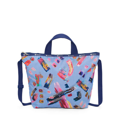 Painterly Deluxe Easy Carry Tote